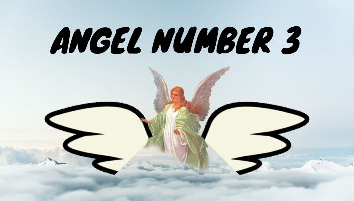 Angel number 3 meaning and symbol