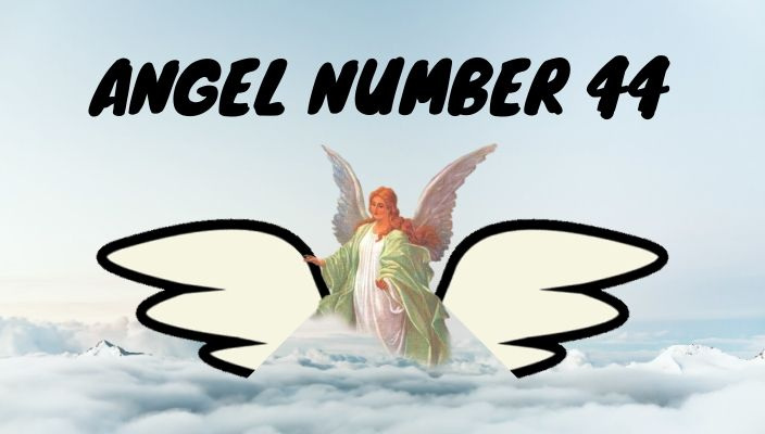 Angel number 44 meaning and symbolism