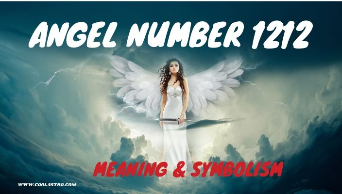 Angel number 1212 meaning and symbolism