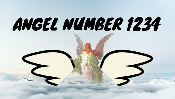 Angel number 1234 meaning and symbolism