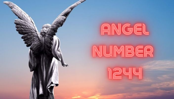 ANGEL number 1244 Meaning and symbolism