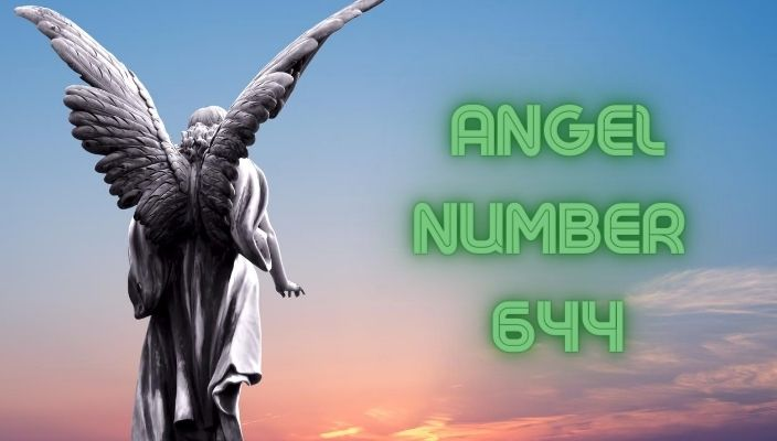 Angel number 644 Meaning and symbolism