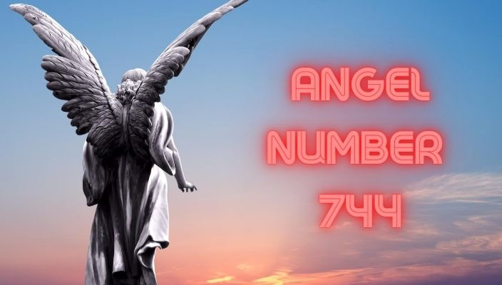 Angel number 744 Meaning and symbolism