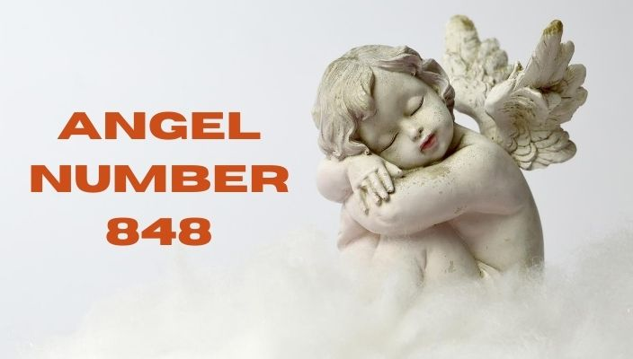 Angel number 848 meaning and symbolism