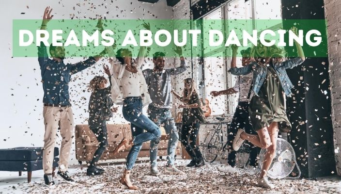 Dream About dancing meaning and interpretation