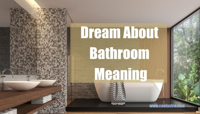 Dreams About Bathroom Meaning and Interpretation