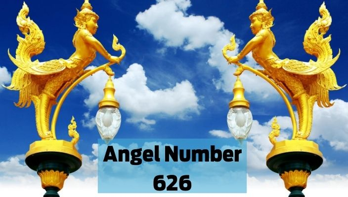 angel number 626 meaning and symbolism