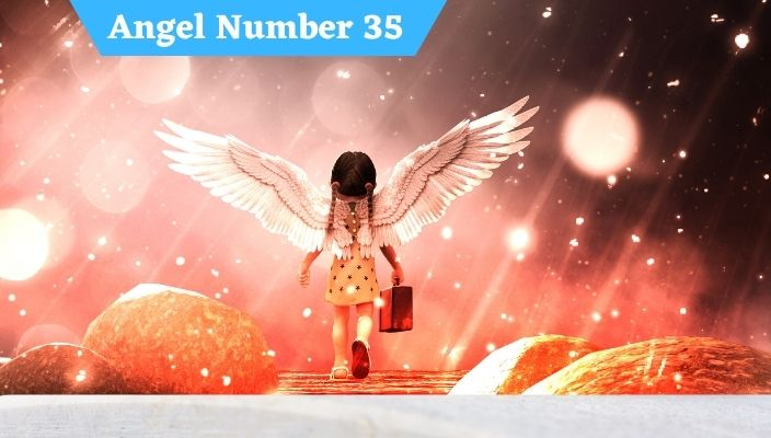 Angel Number 35 Meaning and Symbolism