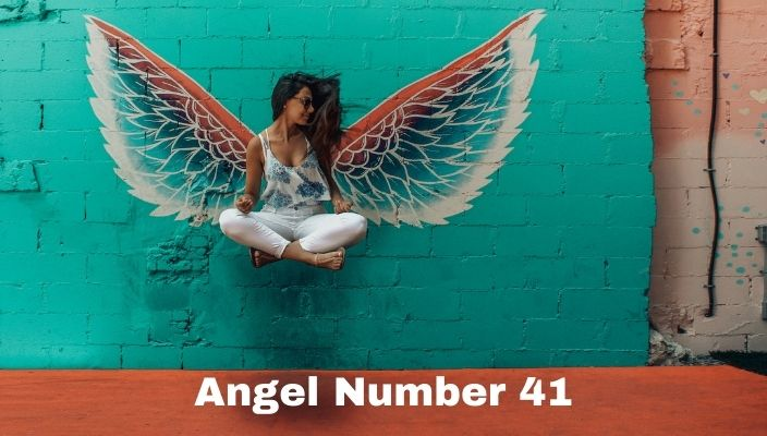 Angel Number 41 Meaning And Symbolism