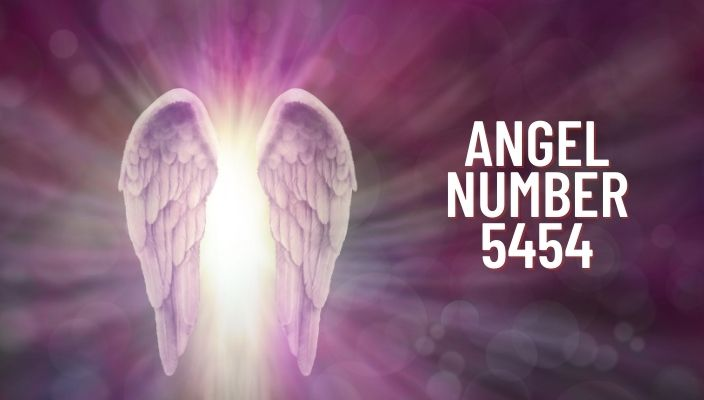 Angel Number 5454 Meaning And Symbolism