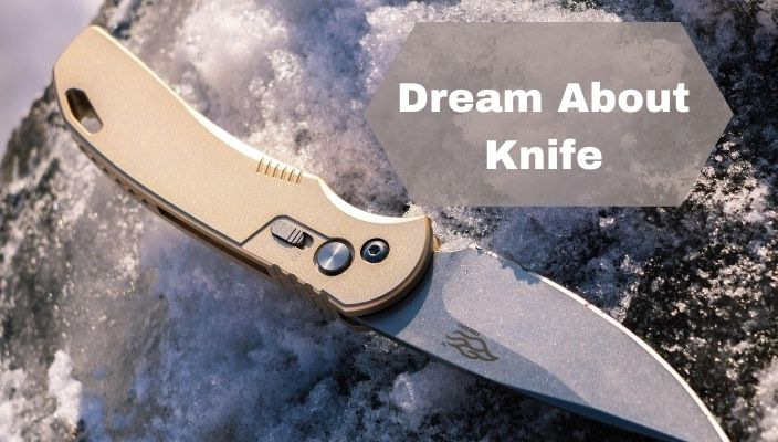 Dream About Knife Meaning and Interpretation