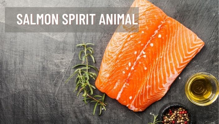 Salmon Spirit Animal Meaning and Symbolism