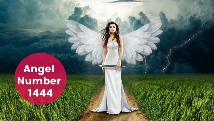 Angel Number 1444 meaning and symbolism