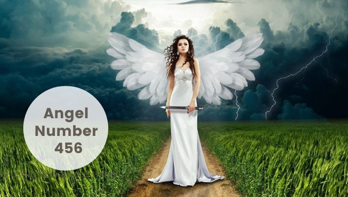 Angel Number 456 meaning and symblism